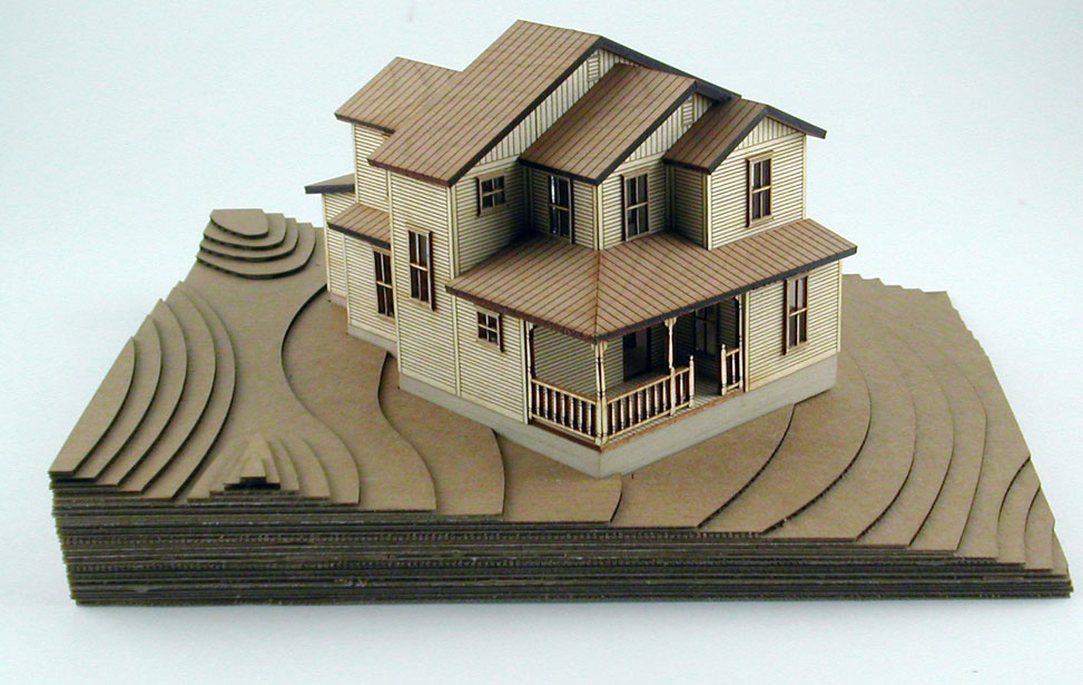 What Is Cardstock Material For Model Building