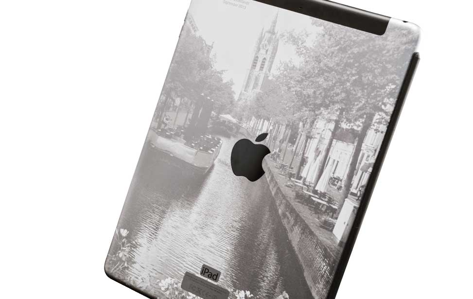 Graviertes iPad Air